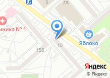 Компания «Вешалка» на карте