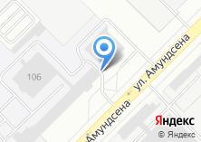 Компания «Институт электрофизики» на карте