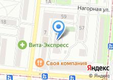 Компания «Изуми» на карте
