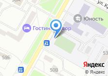 Компания «Автостоянка на ул. Кривоусова (г. Верхняя Пышма)» на карте