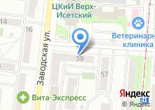 Компания «ТрансЭнергоМонтаж» на карте