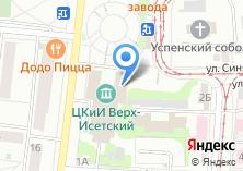 Компания «Резиденция» на карте