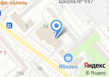 Компания «Васильева» на карте