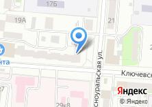 Компания «Барбарис» на карте