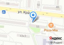 Компания «ЮПАС» на карте