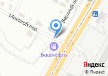 Компания «Автостоянка на Донбасской» на карте