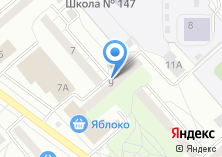Компания «Рыжик» на карте