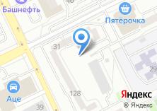 Компания «АВТО-АЙС 66» на карте