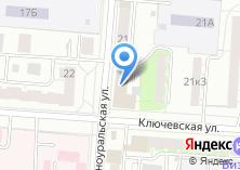 Компания «minerals24.ru» на карте