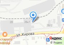 Компания «ЮРИУС» на карте