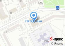 Компания «АПТЕКА-сити» на карте