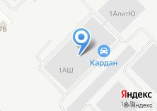 Компания «KarDan» на карте