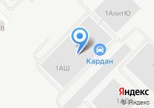 Компания «Пластэко» на карте