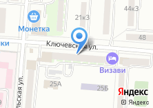 Компания «Урал-Траст» на карте