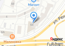 Компания «Bomond» на карте