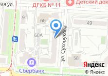 Компания «Добрый хмель» на карте