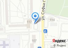 Компания «Автостоянка на ул. Софьи Перовской» на карте