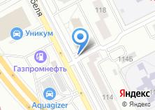 Компания «Автостоянка на ул. Бебеля» на карте