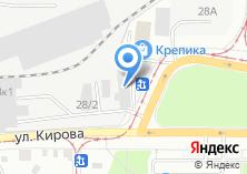 Компания «Пролюкс» на карте