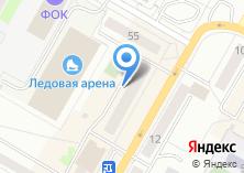 Компания «АвтоСВ» на карте