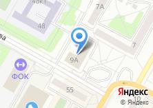 Компания «Мировые судьи» на карте