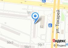 Компания «Космея» на карте