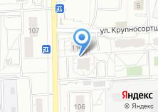 Компания «Широкопрофильная компания профессионалов» на карте