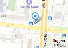 Компания «Chinaboo» на карте