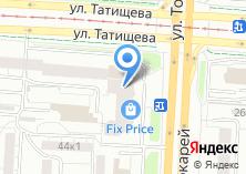 Компания «Интерметаллкомплект» на карте