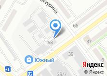 Компания «Крестьяночка» на карте
