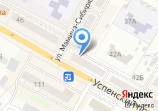 Компания «SmallPrice» на карте