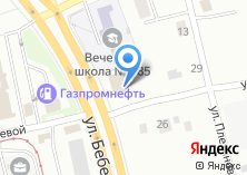 Компания «Автошины и диски мира» на карте