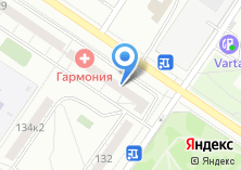 Компания «ДеонА» на карте