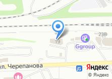Компания «Underground Service» на карте
