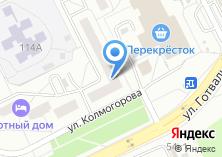 Компания «Уралзем» на карте