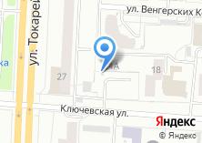 Компания «Шиномонтажная мастерская на Ключевской» на карте