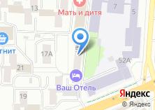 Компания «Вертикаль Групп» на карте