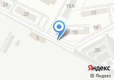 Компания «МЕТАЛЛФОРД - Производство противопожарных дверей» на карте