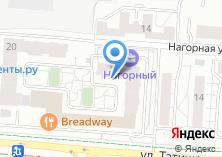 Компания «АвтоХит» на карте