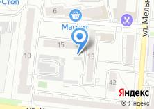 Компания «Автостоянка на ул. Анри Барбюса» на карте