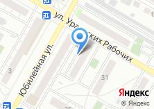 Компания «Центральная городская библиотека им. В.В. Волоскова» на карте