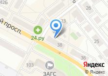 Компания «Металлстройсервис» на карте