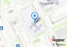Компания «Детский сад №25» на карте