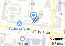 Компания «CRAFT mini shop» на карте
