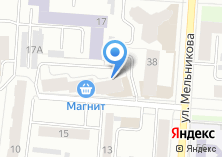 Компания «Ussuri-Hostel» на карте