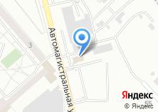 Компания «УралАст» на карте