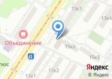 Компания «Урал-IT» на карте