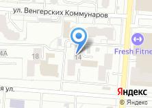 Компания «ПрезиДент+» на карте