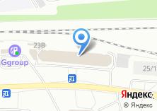 Компания «Гласс Фурнитура СПб» на карте