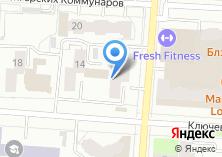 Компания «Декор Праздник» на карте